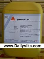 Sikament R4 - Phụ gia hoá dẻo kéo dài thời gian ninh kết bê tông
