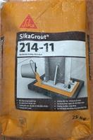 Sika Grout 214-11 Vữa không co