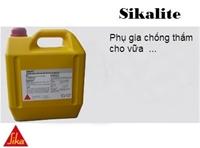 Sikalite Phụ gia chống thấm cho vữa